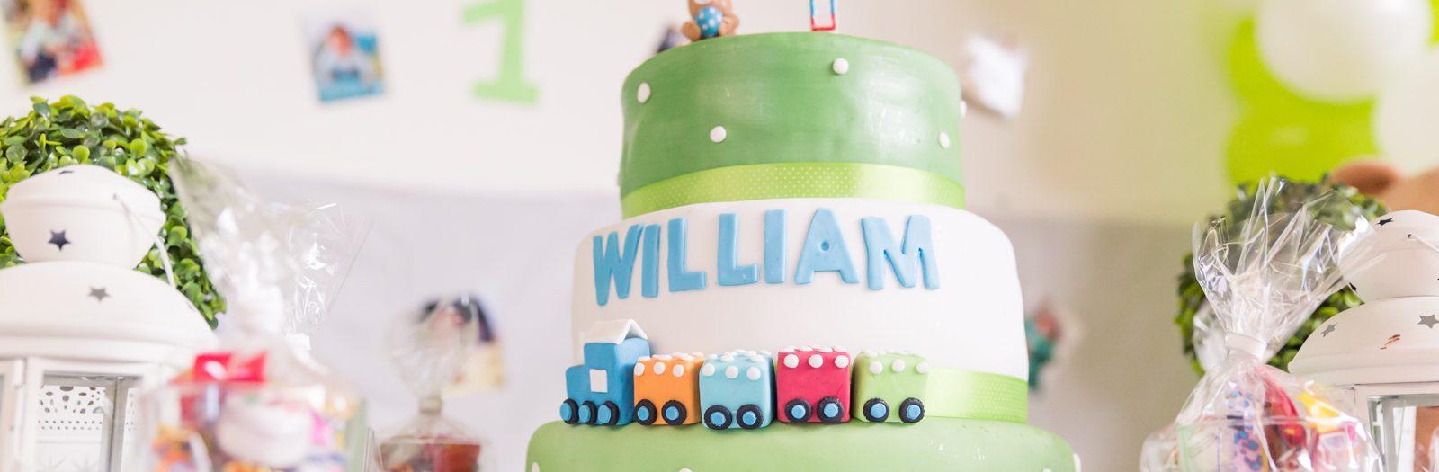 Anniversaire William