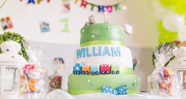 Anniversaire William